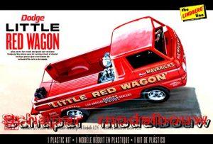dodge little red wagon 1 schaper modelbouw