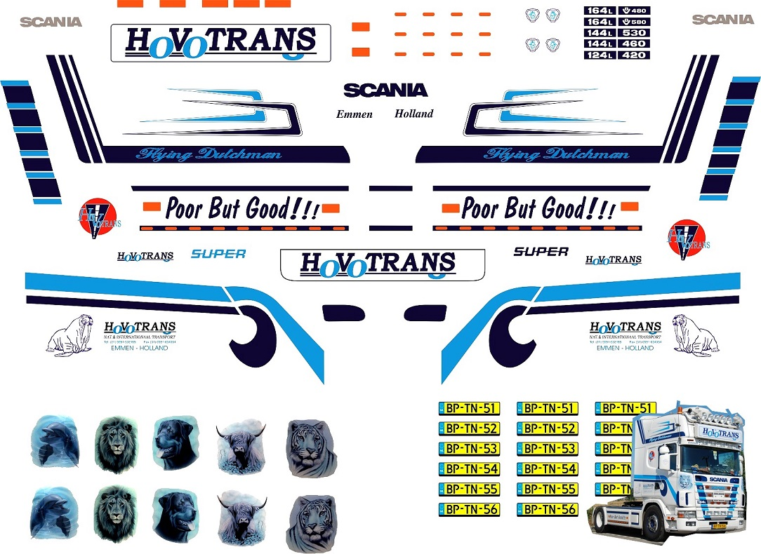 1 16 scale rc trucks with Decalset Scania Hovotrans on 51c823 Pro Snow Truck Ttcarbon additionally Watch further Productdetail additionally Car Bmw Z4 Standard Blue also D90 V2 1 10 Scale Defender Chassis Fully Cnc Metal Electric 4x4 Rc Truck D90ii.