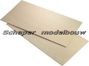 polystyrene sheets schaper modelbouw