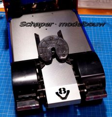 full deckplate 1 scania schaper modelbouw