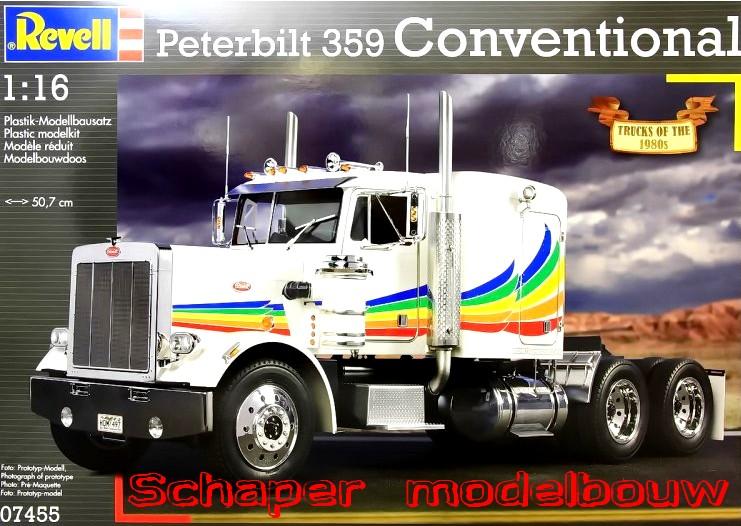 Peterbilt 359 conventional 116 schaper modelbouw peterbilt 359 conventional publicscrutiny Images